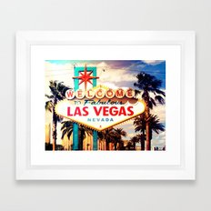 Viva Framed Art Print