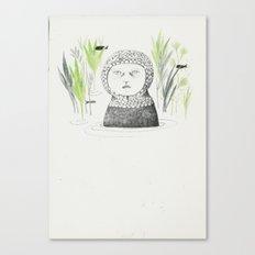 Sirena Canvas Print