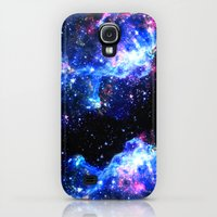 Galaxy S4 Cases featuring Galaxy by Matt Borchert