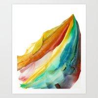 Landmark #14: Amelhi Art Print