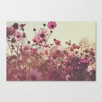 October Blooming 01 Canvas Print