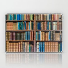 Antique first edition book Collection Laptop & iPad Skin