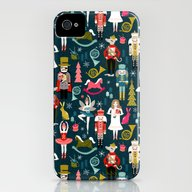 Nutcracker Ballet By And… iPhone (4, 4s) Slim Case