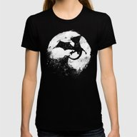 T-shirt featuring Midnight Desolation by Melissa Smith