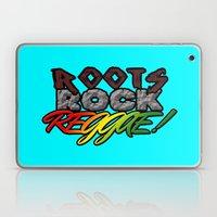Roots Rock Reggae Laptop & iPad Skin