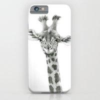 Young Giraffe  G2012-053 iPhone 6 Slim Case