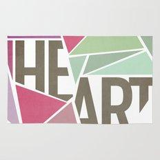 BROKEN HEART  Rug