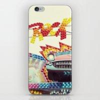 Rock & Roll iPhone & iPod Skin