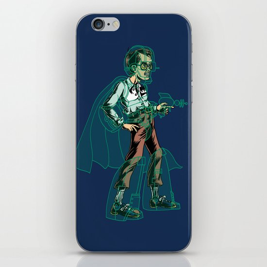 Superior Imagination iPhone & iPod Skin