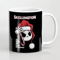 The Halloween Nightmare Mug