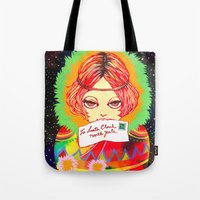 Don't Forget To Write To… Tote Bag