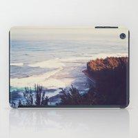 Morning Beach iPad Case