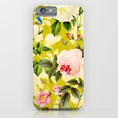 Botanic Floral iPhone 6s Slim Case