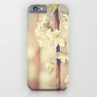 iPhone & iPod Case featuring He brought me spring by Julia Goss Photography