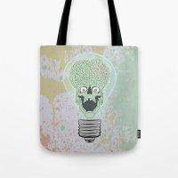 Think Martian  Tote Bag