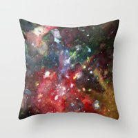 This Is Where We Live Throw Pillow