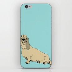 Barry iPhone & iPod Skin