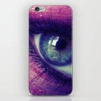 Coral Love iPhone & iPod Skin