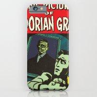 Oscar Wilde's Dorian Gray: Vintage Comic Cover iPhone 6 Slim Case