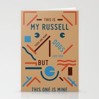 My Russell Stationery Cards