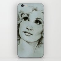 Dolly Parton iPhone & iPod Skin