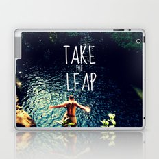 TAKE THE LEAP  Laptop & iPad Skin