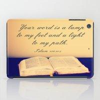 Bible  iPad Case