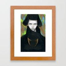 Beatrice Framed Art Print