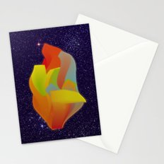 Shocking Colors Stationery Cards