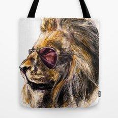 LionO Tote Bag