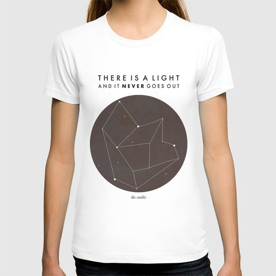 There Is A Light T-shirt