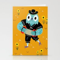 The Animal Jamboree Stationery Cards