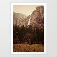 Yosemite 2 Art Print