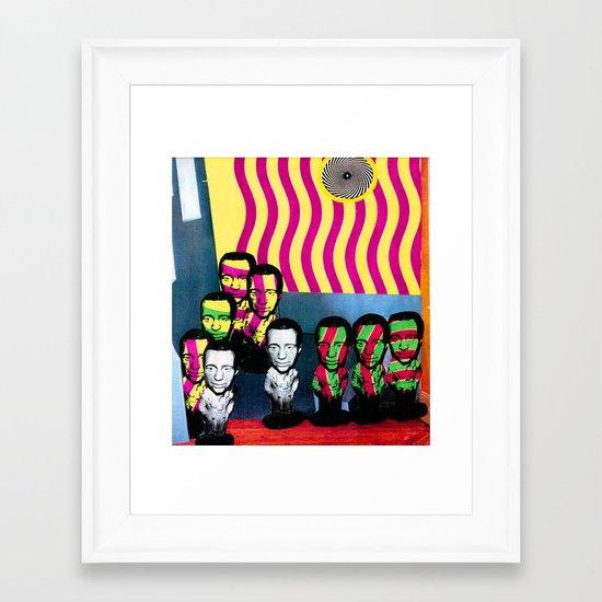 Bogeys Framed Art Print
