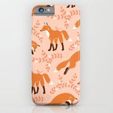 Socks the Fox - Dawn iPhone 6 Slim Case