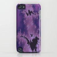 Purple Explosion iPod touch Slim Case