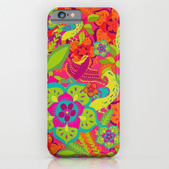 Birds in Hiding iPhone & iPod Case