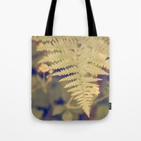 Forest Fern Tote Bag