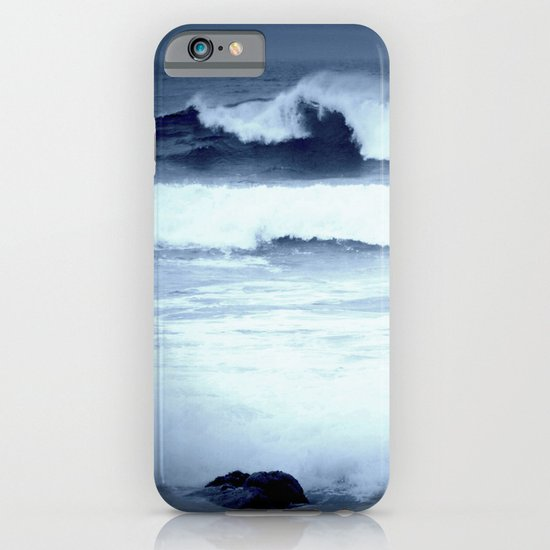 dancing waves iPhone & iPod Case