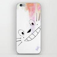 Totoro Love iPhone & iPod Skin