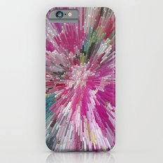 Abstract flower pattern 3 iPhone 6 Slim Case