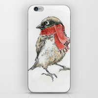 Holiday Cheer iPhone & iPod Skin