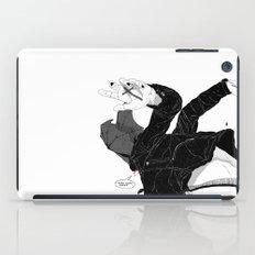 Cough it Up iPad Case