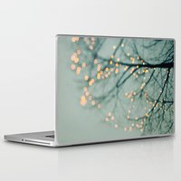 lights Laptop & iPad Skins featuring Lights  by Laura Ruth