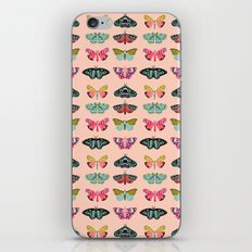 Lepidoptery No. 1 By And… iPhone & iPod Skin