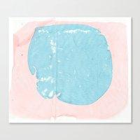 MRBLE 2 Canvas Print