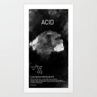 Ape Art Print