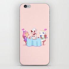 Animal Crossing :: Cake time iPhone & iPod Skin