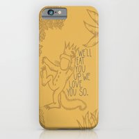 iPhone & iPod Case featuring King Max by christinarashel