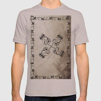 synergy Mens Fitted Tee Cinder SMALL